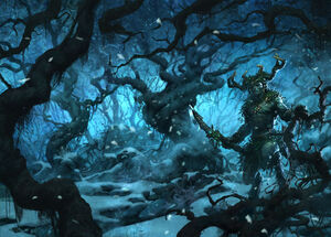 Wood Elves Winter of Woes