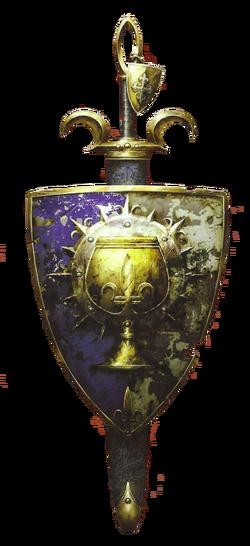 Bretonnian Sheild