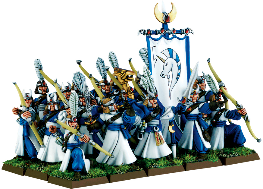 Warhammer High Elves Army Book