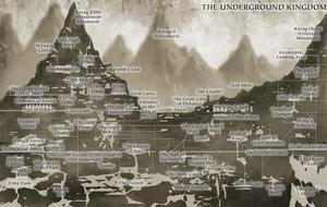 Map Underground Tunnels