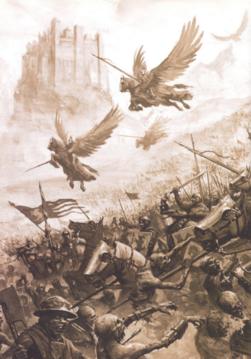 Bretonnia war