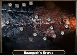 TMapRazogoth's Grave