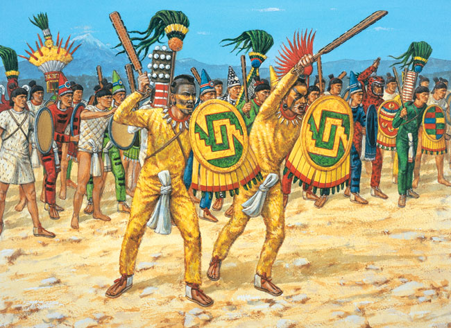 history of mexico before spanish conquest