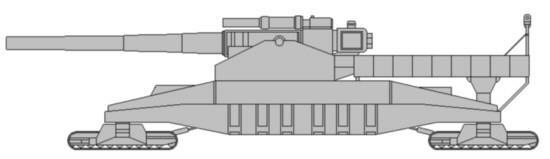 Landkreuzer P. 1500 Monster — ВикиВоины — энциклопедия о военной ...
