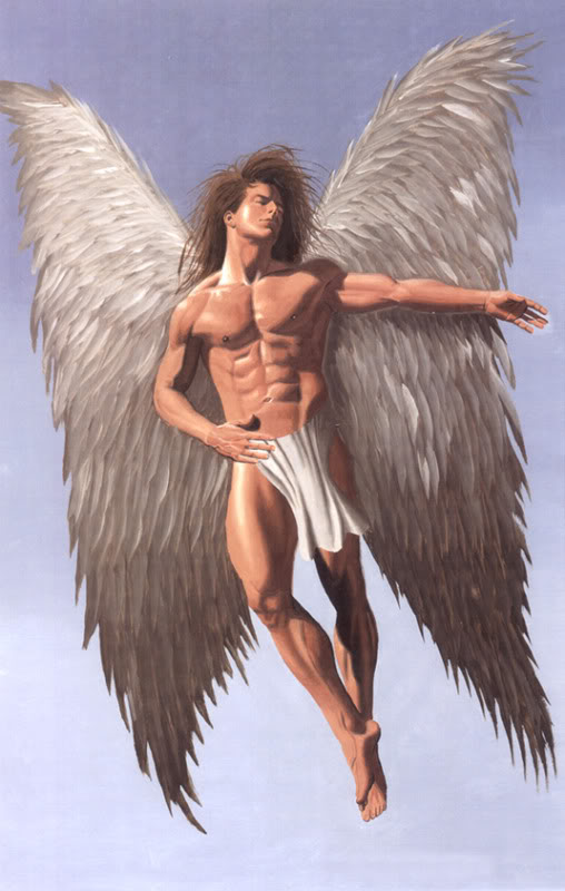 Image Fantasy Nude Male Angel Man 1 Jpeg Warriors Of