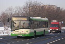 Marymoncka (autobus Ł-bis).JPG