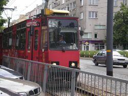Plac Narutowicza (tramwaj 45).JPG