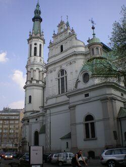 Kościół Najświętszego Zbawiciela.JPG