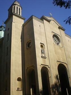 Kościół św. Piotra i Pawła (Nowogrodzka, fasada).JPG
