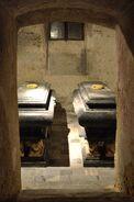 Krypta grobowa Kaplica Kotowskich kościół. św. Jacka