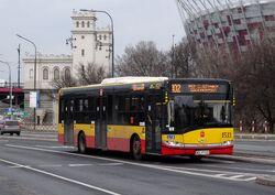 Wał Miedzeszyński (autobus 102).JPG