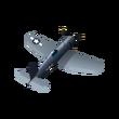 7 - F4U-1d Corsair