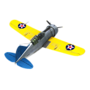 1 - F2A-1 Buffalo