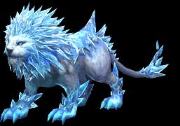 Ice Lion