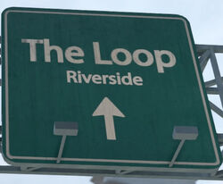 High Quality Loop Sign