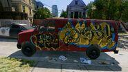 WD2 LandrockVan2500 Graffiti2