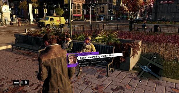 Chinatown Hack Watch Dogs