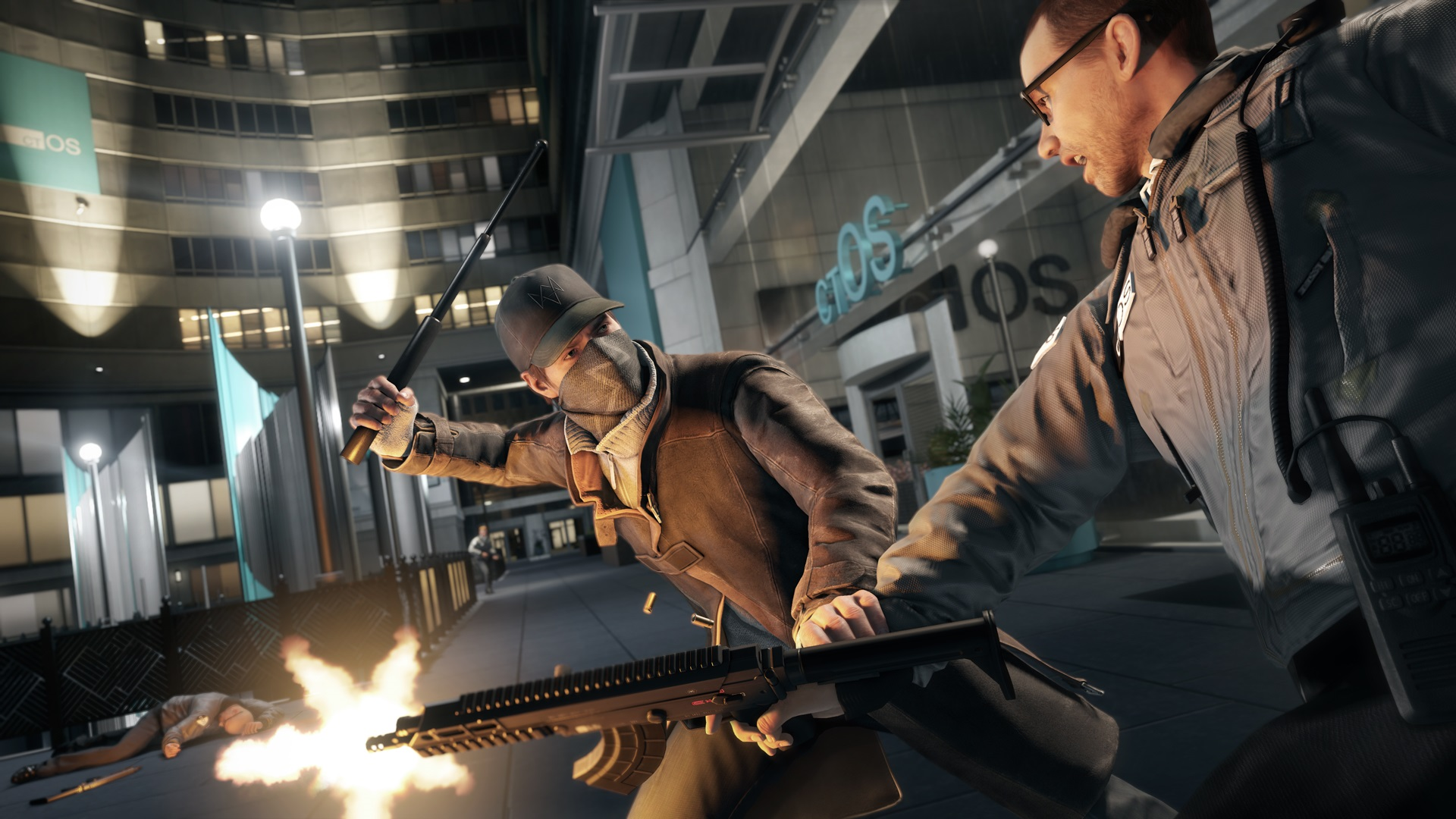 Can T Melee In Watch Dogs