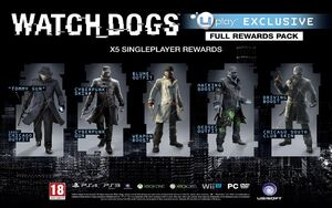 Uplay Preorder Pack