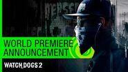 Watch Dogs 2 World Premiere Announcement - E3 2016 US