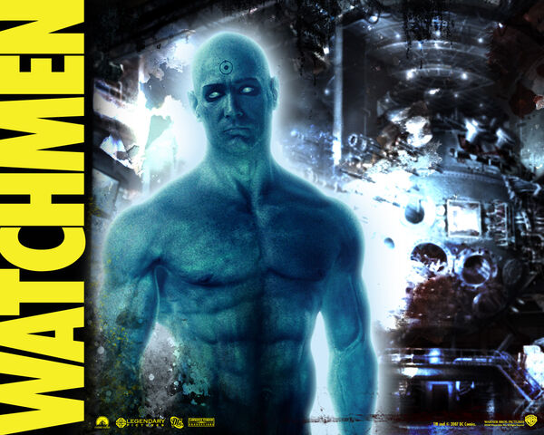 File:Doctor Manhattan Wallpaper.jpg