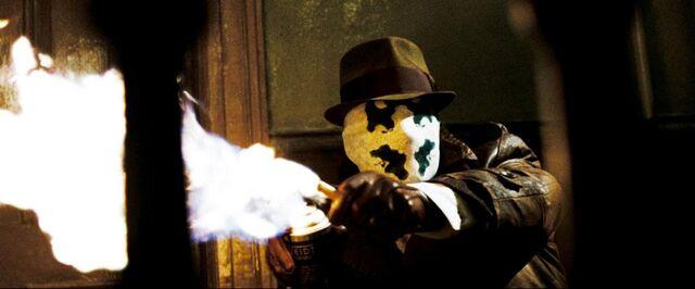 File:Rorschach (movie) lights him up.jpg