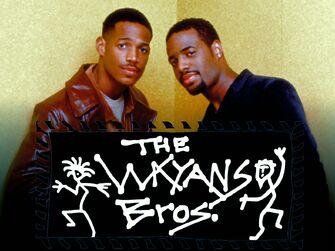The-Wayans-bros Shawn and Marlon