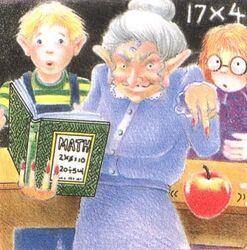 Mrs Gorf