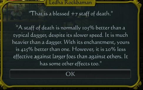 DeathStaff WeaponAppraisal