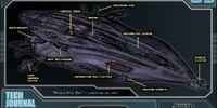 Tournan Hive Ship