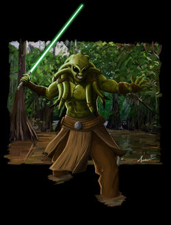 Kit Fisto by Galeart-1-