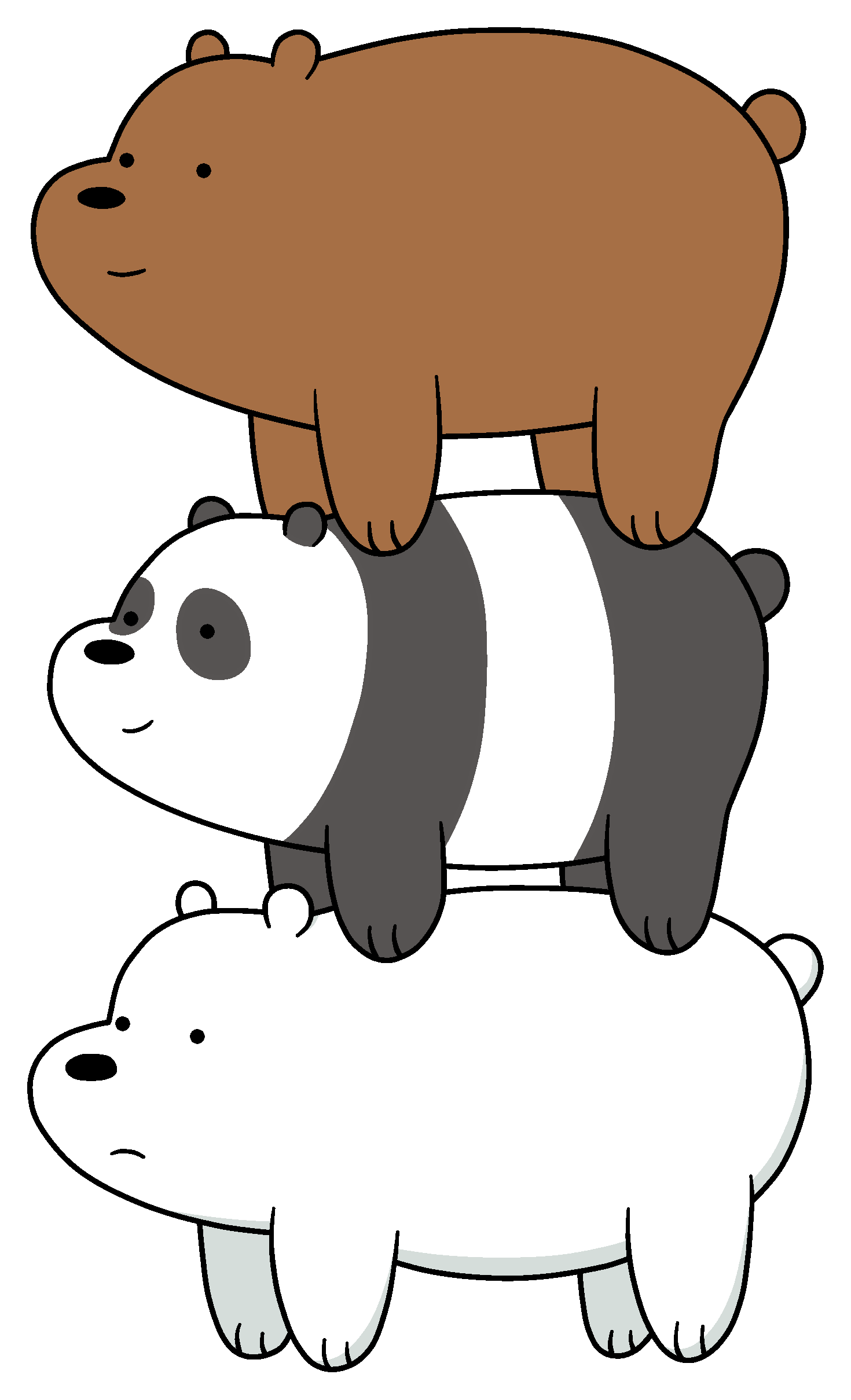 Bear Stack We Bare Bears Wiki Fandom Powered By Wikia