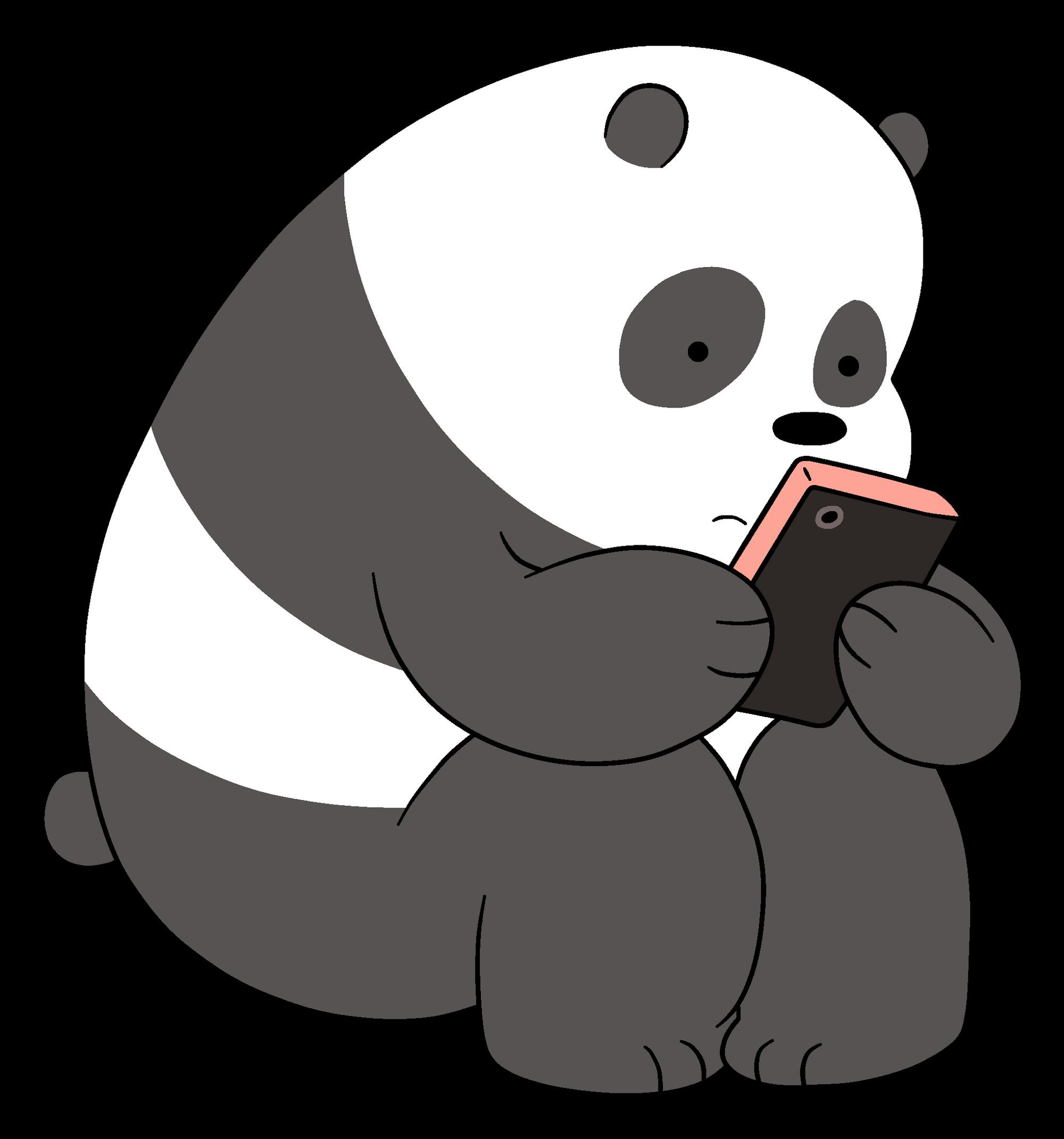 panda bear we bare bears wiki fandom powered by wikia