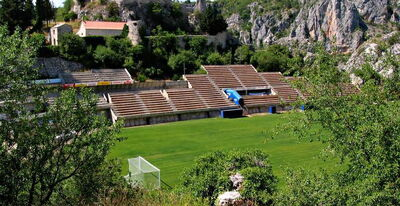 Das wunderschöne Equuarius-Stadion