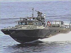 SOC Combat Boat 90