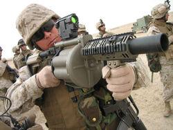 M320 Granatwerfer