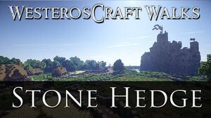 WesterosCraft Walks Stone Hedge