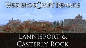 The Remake of Lannisport and Casterly Rock