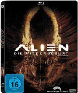 Alien Resurrection Exclusive Edition