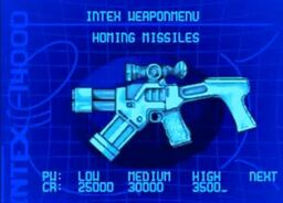 Homing Missiles IPC
