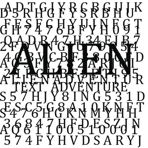 Aliens Text Adventure