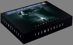 Prometheus (FNAC & Limited Edition)