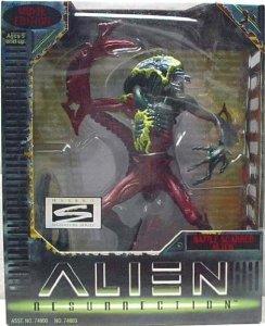Battle Scarred Alien