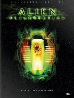 Alien Resurrection-(Collector's Edition)