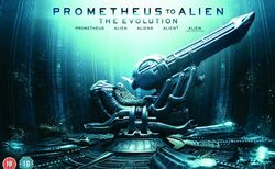 Prometheus to Alien-The Evolution-Blu-ray