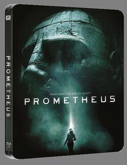 Prometheus 3D & 2D Exclusive Steelbook