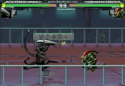 Horned Alien