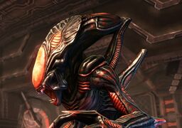 Berserker-Alien