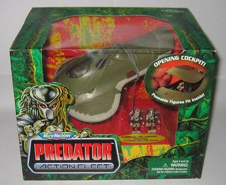 Predator escape pod (Mirco Machines)