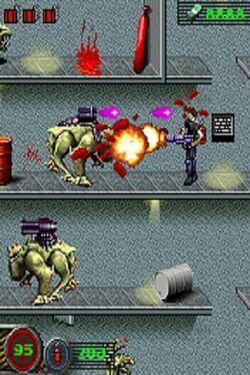 Alien Shooter (iPhone)1